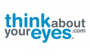 Think About Your Eyes - Logo